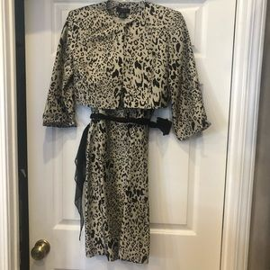 New Michelle Antonelli dress with jacket size 4